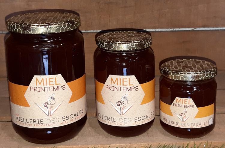 Miel de printemps 1kg