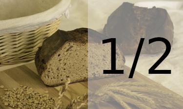Demi pain de méteil (AUTOMNE)